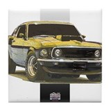 Mustang Boss 302 Tile Coaster