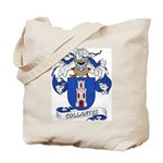 Collantes Coat of Arms Tote Bag