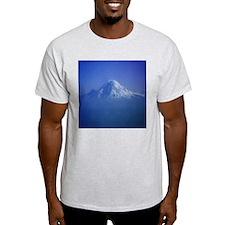 Mount Rainier Ash Grey T-Shirt