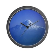 Mount Rainier Wall Clock