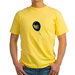 Birthday Yellow T-Shirt
