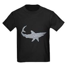 Shark in Circles T