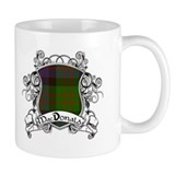 MacDonald Tartan Shield Mug
