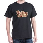 Bulldog Mom Dark T-Shirt