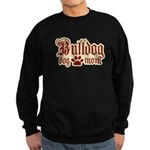 Bulldog Mom Sweatshirt (dark)