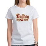 Bulldog Mom Women's T-Shirt