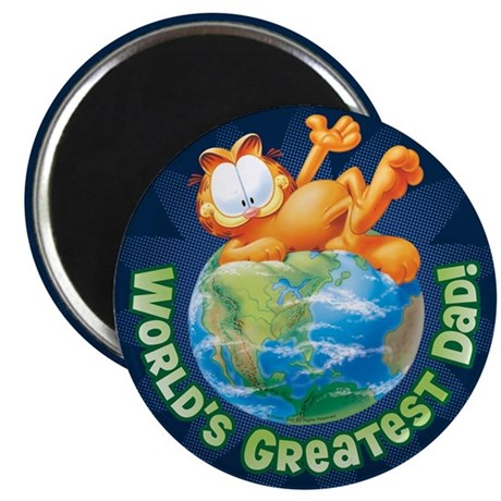 World's Greatest Dad! Magnet