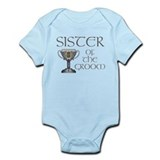 Celtic Sister of the Groom  Baby Onesie