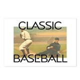 TOP Classic Baseball Postcards (Package of 8)
