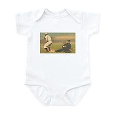 TOP Classic Baseball Infant Bodysuit