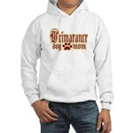 Weimaraner Mom Hooded Sweatshirt