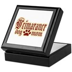 Weimaraner Mom Keepsake Box