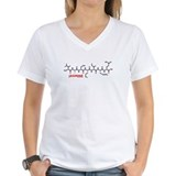 Jasmine name molecule Shirt