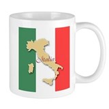 Italia (Italy Map) Mug