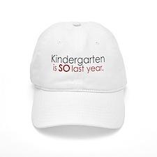 Funny Kindergarten Grad Baseball Cap
