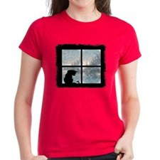 Cat in Window Tee