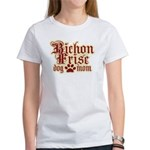 Bichon Frise Mom Women's T-Shirt