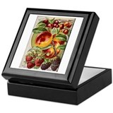 4 Farliest Fruits Keepsake Box