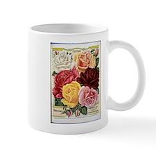 Henderson's Famous Roses Mug