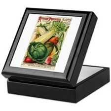Richard Frotscher Seed Co. Keepsake Box