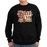 Shih Tzu Mom Sweatshirt (dark)