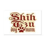 Shih Tzu Mom Mini Poster Print