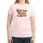 Siberian Husky Mom Women's Light T-Shirt