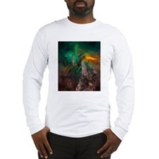 Funny Dragon and fairy Long Sleeve T-Shirt