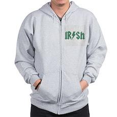 Irish Zip Hoodie