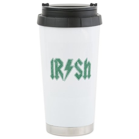 Irish Ceramic Travel Mug