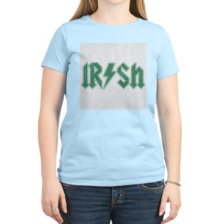 Irish Womens Light T-Shirt