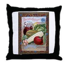 Wood Stubbs & Co Throw Pillow