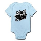 Mustang 1983 - 1984 Infant Bodysuit