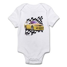 Mustang 1999 - 2004 Infant Bodysuit