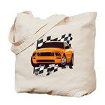 Mustang 2005 - 2009 Tote Bag