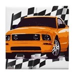 Mustang 2005 - 2009 Tile Coaster