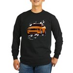 Mustang 2005 - 2009 Long Sleeve Dark T-Shirt