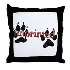 Imprinted Throw Pillow