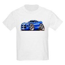 Viper GTS Blue Car T-Shirt