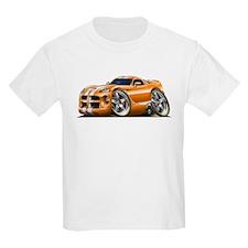 Viper GTS Orange Car T-Shirt
