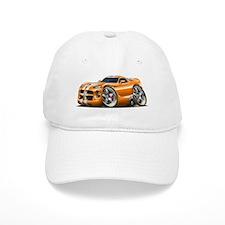 Viper GTS Orange Car Baseball Cap