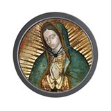 Cool Virgin mary Wall Clock