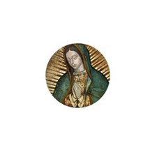 Unique Guadalupe Mini Button (100 pack)