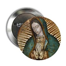 "Our Lady of Guadalupe 2.25"" Button (10 pack)"