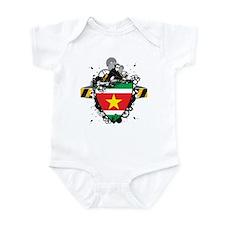 Hip Suriname Onesie