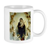 Cute Virgin mary Small Mug