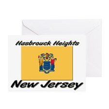 Hasbrouck Heights New Jersey Greeting Cards (Pk of