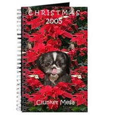 Clunker Mesa Christmas Journal