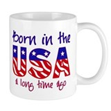 born in the USA Small Mug
