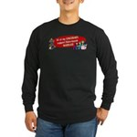 All My Concubines Long Sleeve Dark T-Shirt